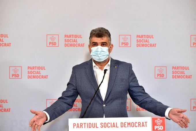 """Marcel Ciolacu spune că Tudorache a câştigat alegerile la Sectorul 1. """"Presupun că doamna Clotilde nu e bolşevică, va pleca"""""""