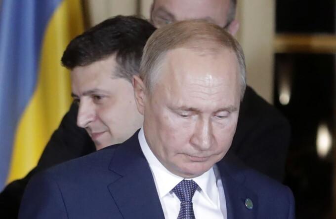 """Președintele Ucrainei îi propune lui Putin o întâlnire în zona de război: """"Milioane de vieți sunt în joc"""""""