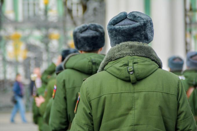 Soldați ruși