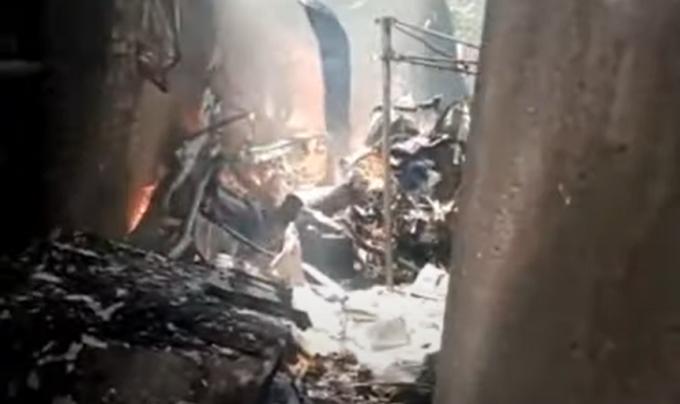 Tragedie în Zimbabwe. Patru persoane au murit, după ce un elicopter s-a prăbuşit peste o casă