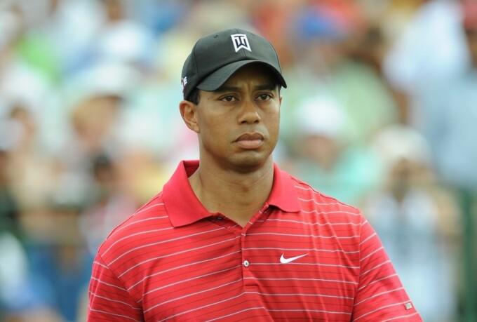 Primele imagini cu Tiger Woods după cumplitul accident rutier