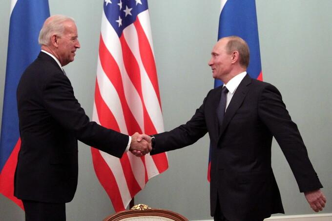 Joe Biden și Vladimir Putin s-ar putea întâlni față în față în iunie. Detaliile sunt puse la punct