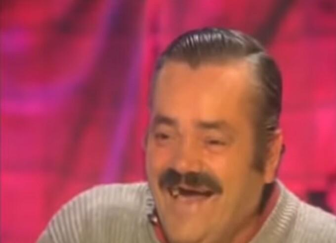 Actorul Juan Joya Borja, celebru pentru râsul său unic, a murit la vârsta de 65 de ani