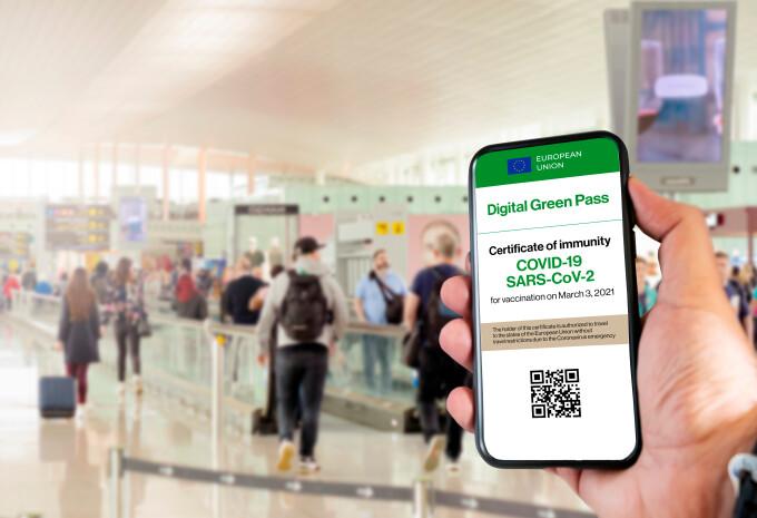 Parlamentul European a votat certificatul verde digital pentru cetățenii UE