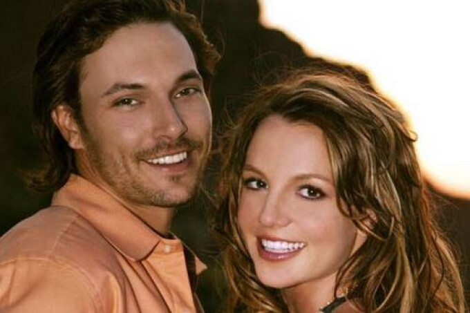 Britney Spears si Kevin Federline