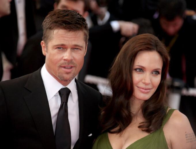 Brad Pitt, baieti