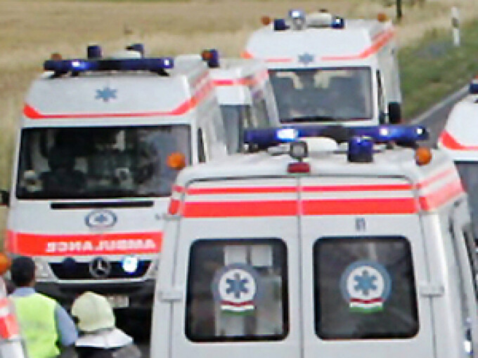 ambulanta Ungaria