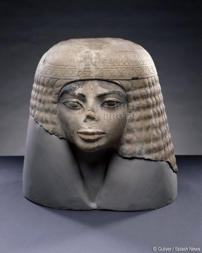 bust egiptean