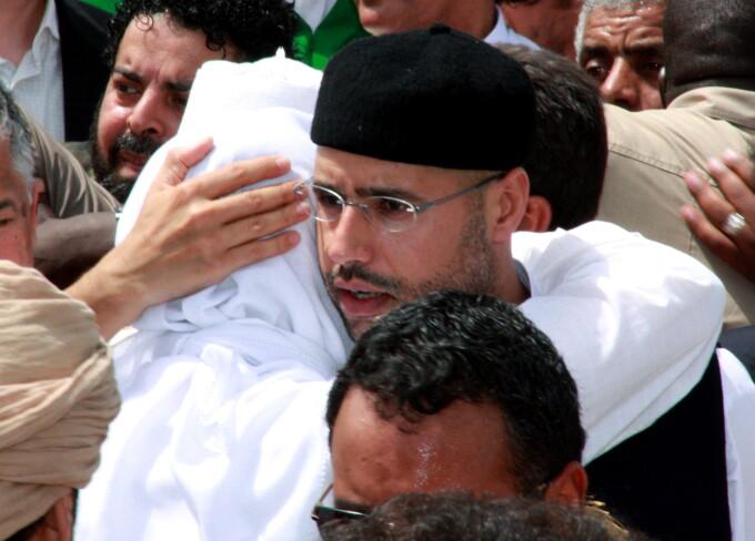 Ghaddafi fiii