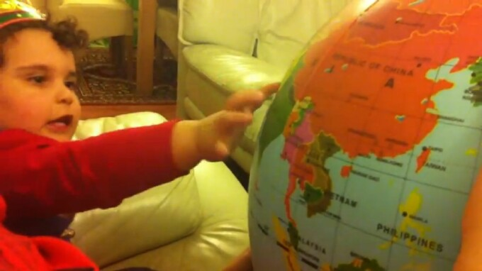 Sherwyn Sarabi - Geniu la 2 ani