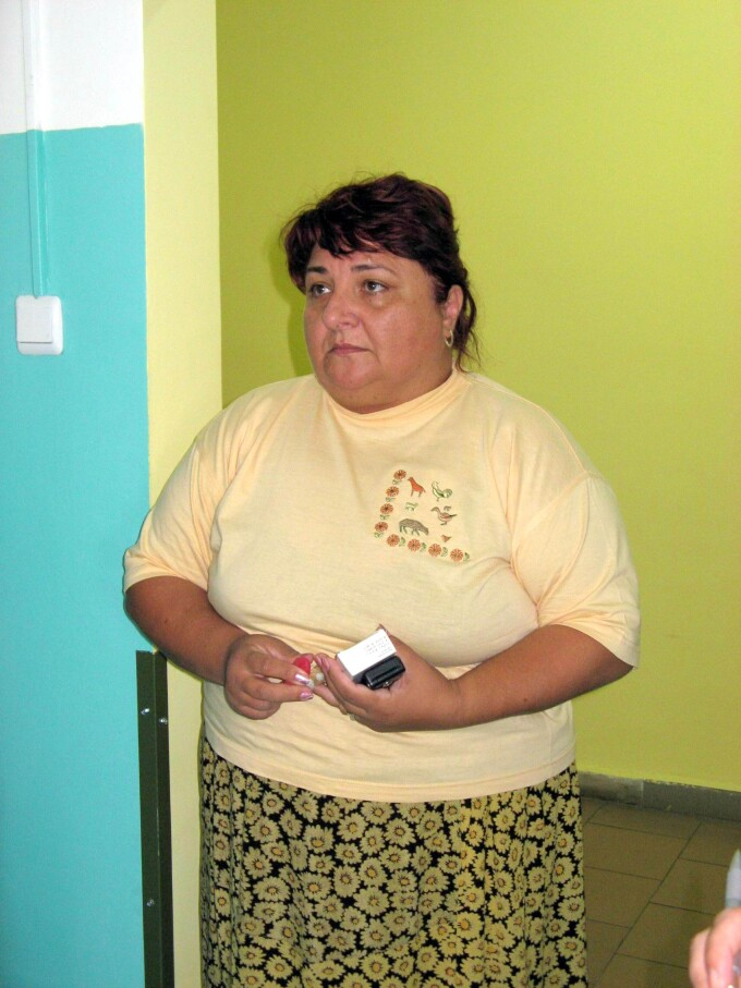 Gabriela Tirle DSP Arad