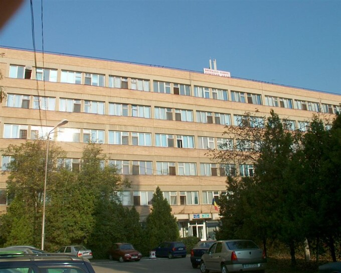 Spital Judetean Arad