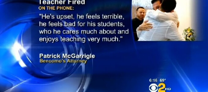 profesor gay, California
