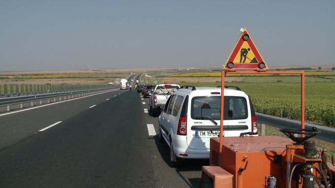 autostrada Arad - Timisoara