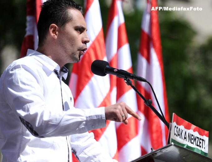Liderul Jobbik, Vona Gabor
