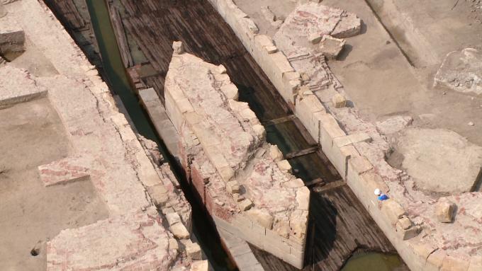 descoperire arheologica, Piata 700, Timisoara