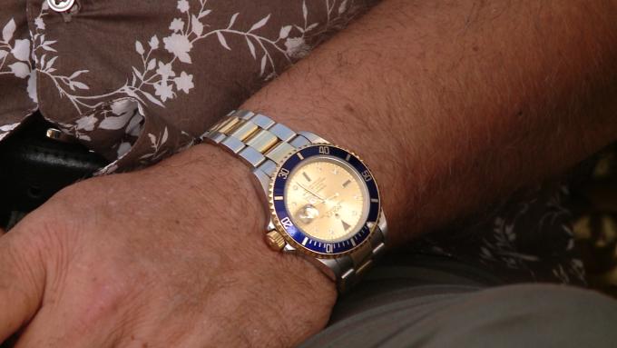 ceas de aur, Rolex