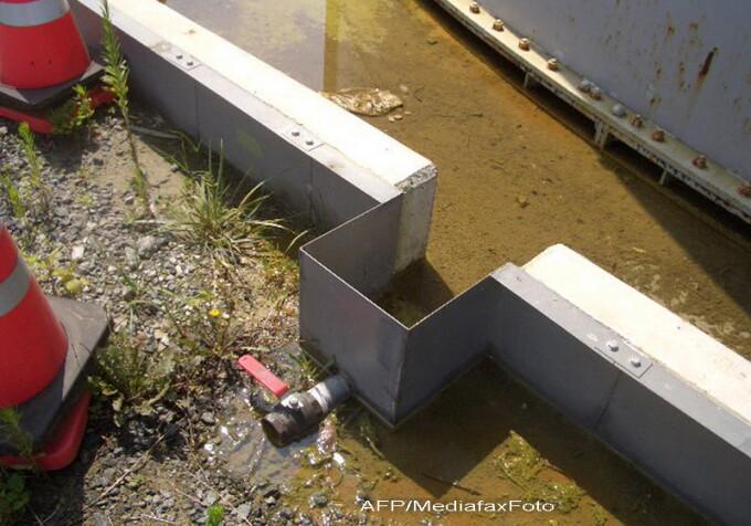 balti cu apa radioactiva, Fukushima