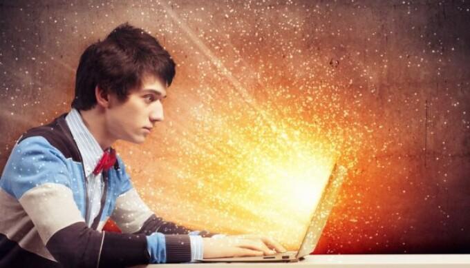 baiat, laptop