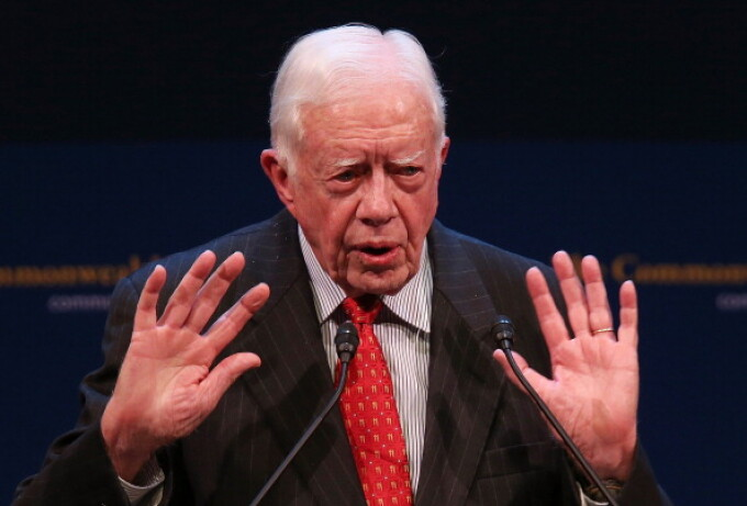 Jimmy Carter - Getty