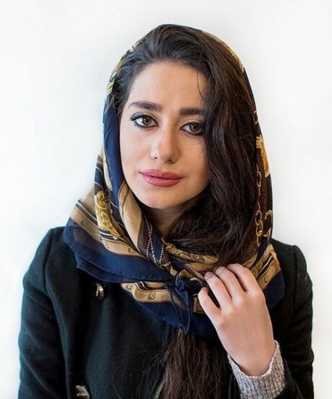 machiaj Iran