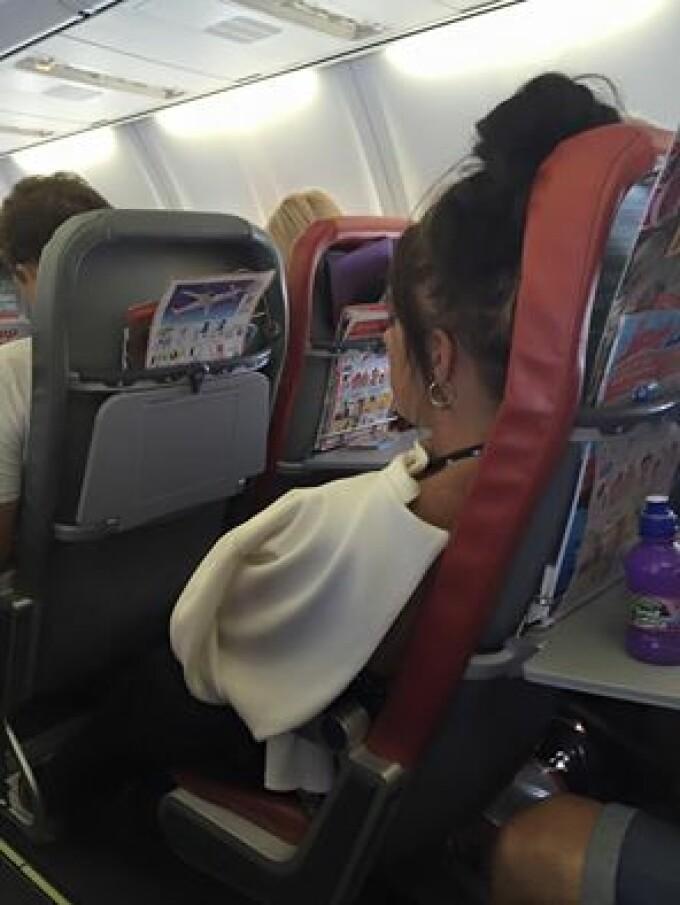 pasagera avion
