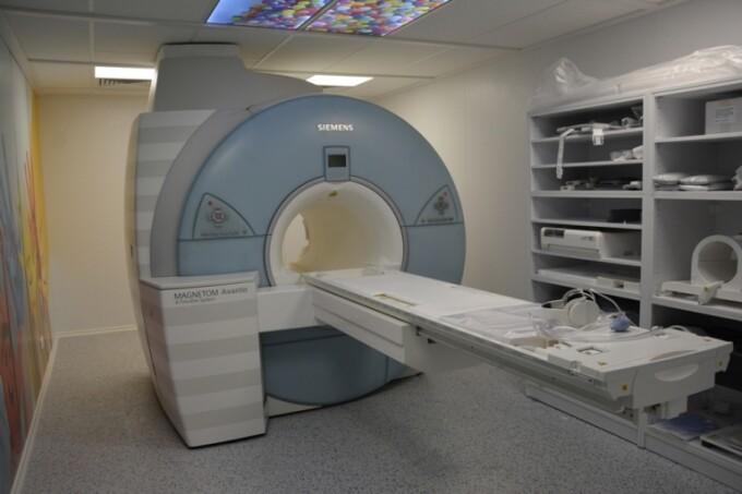 RMN nou, de ultima generatie, la Spitalul de Copii Cluj-Napoca