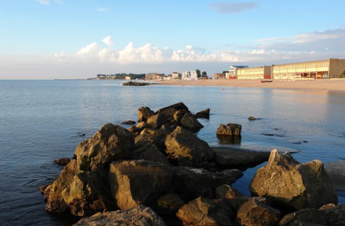 plaja Eforie Nord