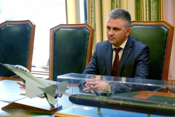 Vadim Krasnoselski, presedinte Transnistria