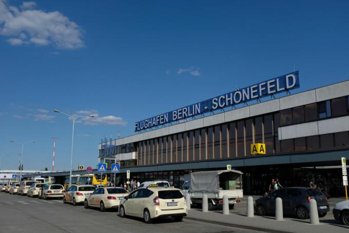 aeroport Schönefeld