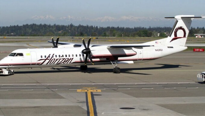 Horizon Air Q400