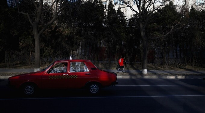 taxi in Phenian