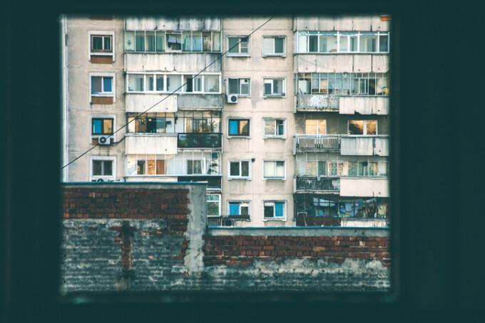 bloc vechi