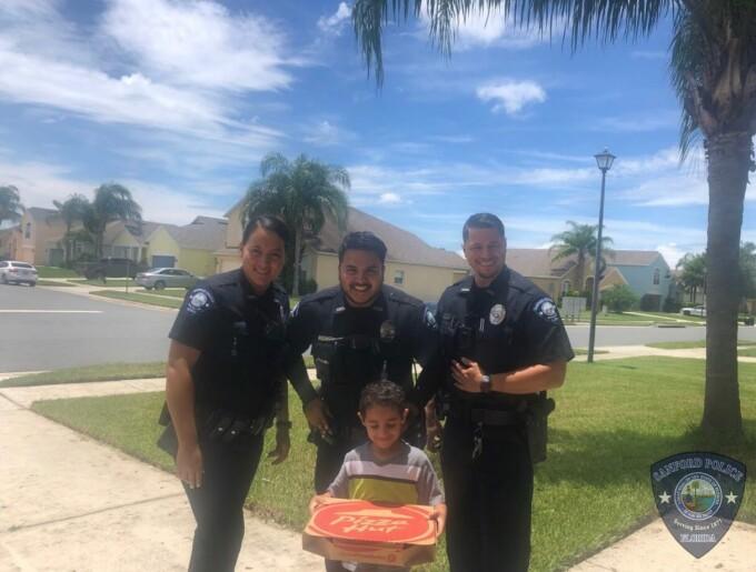 Poliție Florida