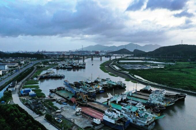 Alertă de cod roșu în China, în așteptarea super-taifunului Lekima