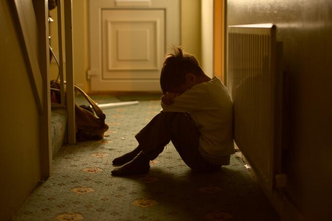 copil abuzat