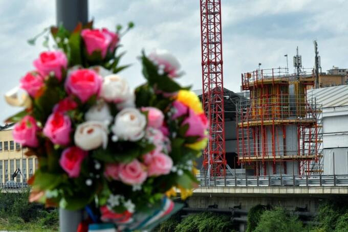 Italia marchează un an de la prăbușirea podului din Genova. 43 de persoane au murit