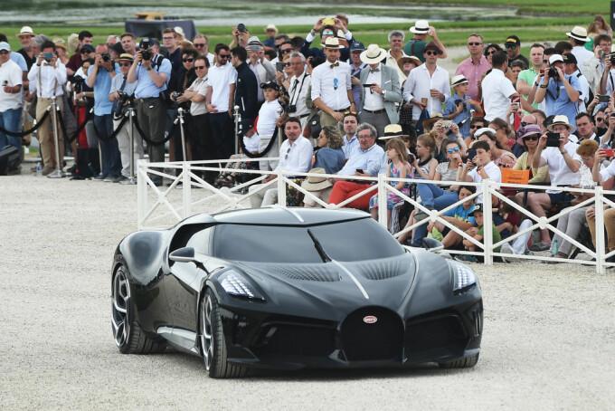 Bugatti la Voiture Noire - 3