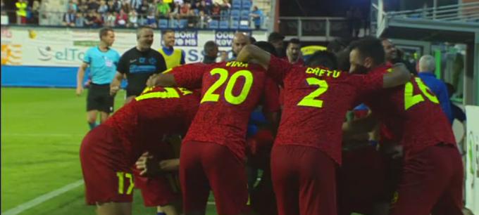 Reacții după calificarea FCSB în play-off-ul Ligii Europa. Panţîru: Toţi suntem eroi