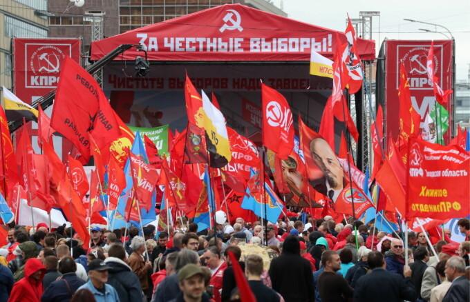 Proteste la Moscova - 11