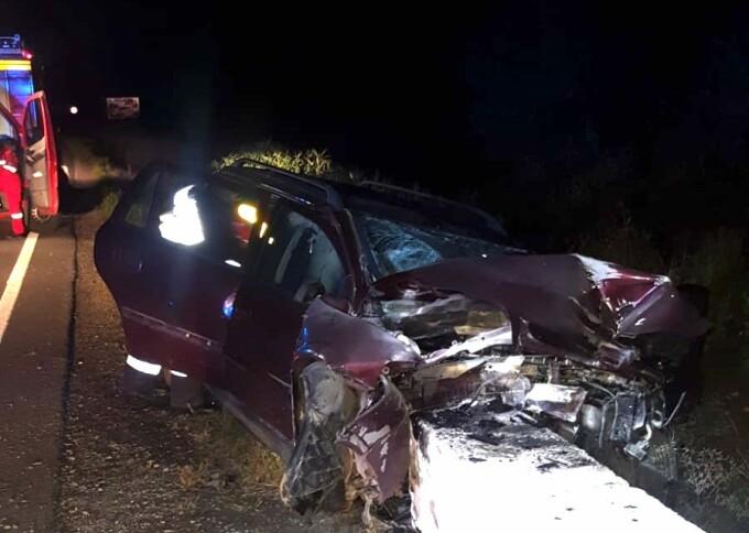 Tânără rănită într-un accident, în Sibiu. Ce a făcut șoferița înainte