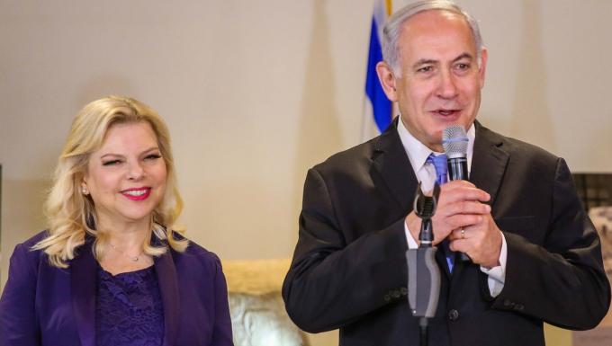 Cum o apără Netanyahu pe soția sa, după gestul scandalos din Ucraina