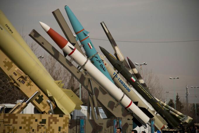 rachete Iran