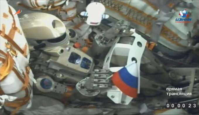 Robotul umanoid FEDOR