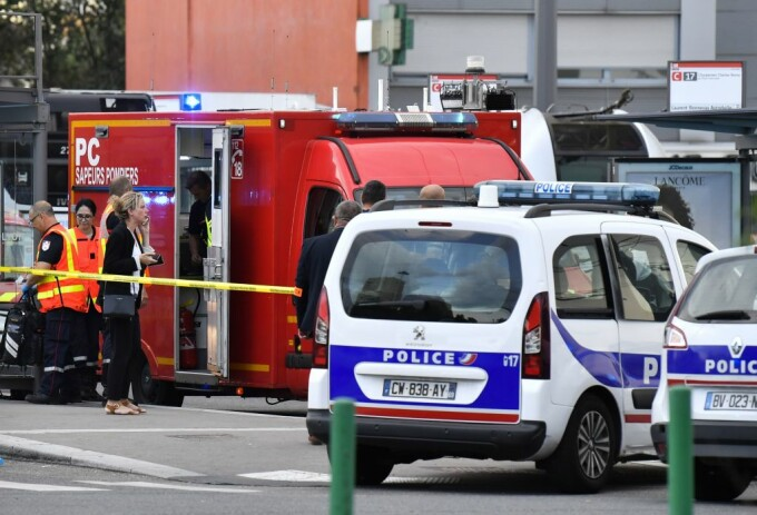 Atac cu armă albă la o stație de metrou din Lyon