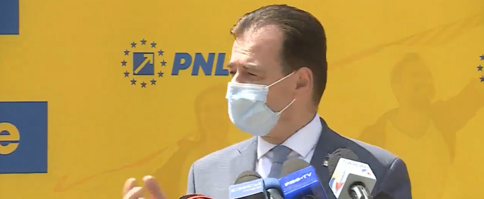 """Orban: """"Suntem într-o perioadă de risc major, nu am putut gestiona virusul"""""""