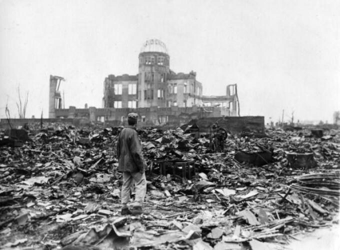 Atacul de la Hiroshima - 6 august 1945