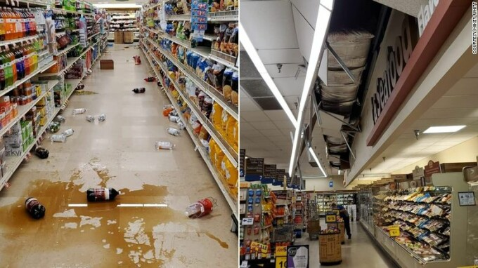 Cutremur in SUA