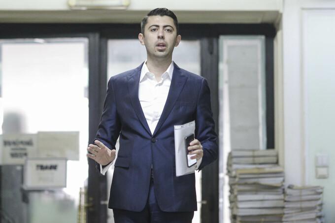 Fostul deputat PSD Vlad Cosma, achitat în dosarul sponzorizării ilegale a campaniei electorale