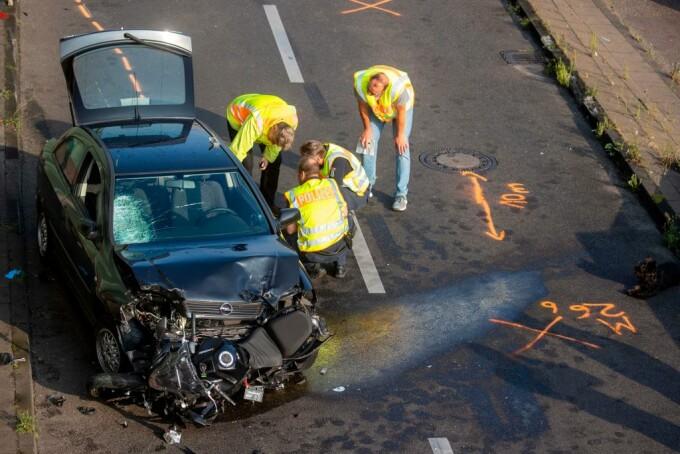 Atac terorist pe o autostradă din Berlin: 6 răniți, dintre care 3 în stare gravă